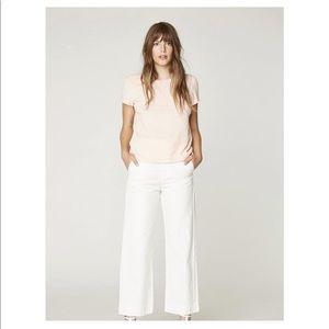 LACAUSA White Pants